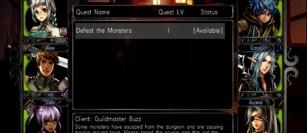 Wizardry: Labyrinth of Lost Souls News