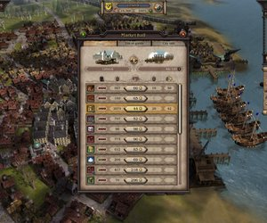 Patrician IV: Rise of a Dynasty Screenshots