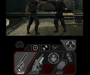 Tom Clancy's Splinter Cell 3D Screenshots