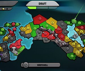Risk: Factions Screenshots