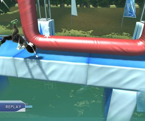 Wipeout: In the Zone Screenshots
