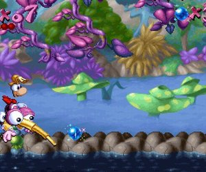 Rayman Chat