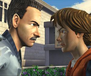 Back to the Future: The Game Screenshots