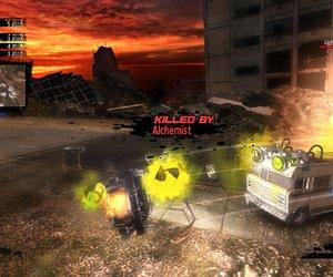 Post Apocalyptic Mayhem Screenshots