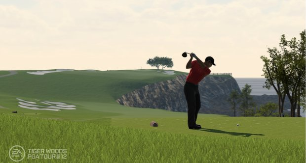 Tiger Woods PGA Tour 12: The Masters PS3 X360 launch screenshots
