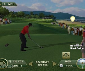 Tiger Woods PGA Tour 12: The Masters Chat