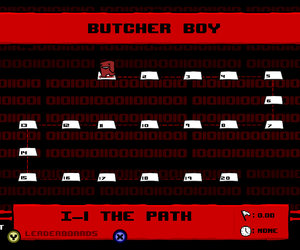 Super Meat Boy Files