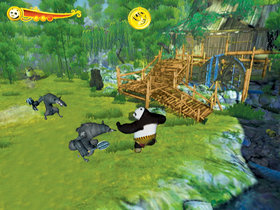 Kung Fu Panda 2 - uDraw Screenshot from Shacknews