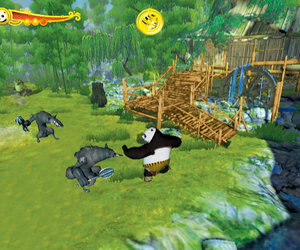Kung Fu Panda 2 Screenshots