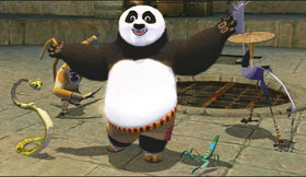 Kung Fu Panda 2 Screenshot from Shacknews