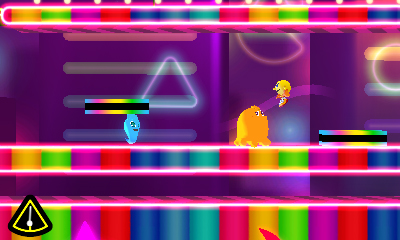 Pac-Man & Galaga Dimensions Screenshots