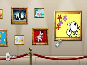 Spongebob Squigglepants - uDraw Screenshot from Shacknews