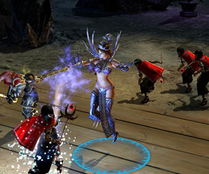 Rise of Immortals Screenshots