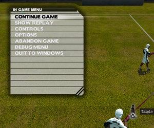 College Lacrosse 2011 Screenshots