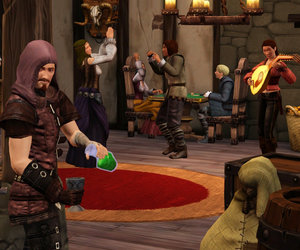 The Sims Medieval Chat