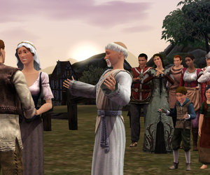 The Sims Medieval Screenshots