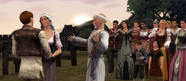 The Sims Medieval News