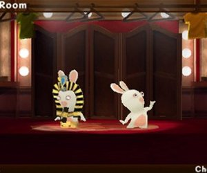 Rabbids Travel in Time 3D Screenshots