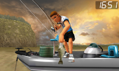 Angler's Club: Ultimate Bass Fishing 3D Screenshots