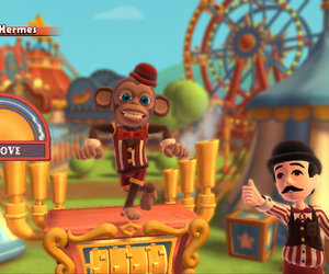 Carnival Games: Monkey See, Monkey Do Videos