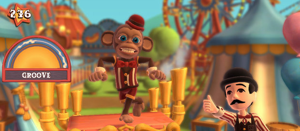 Carnival Games: Monkey See, Monkey Do News