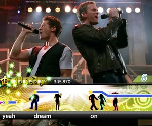 Karaoke Revolution Glee: Volume 2 Screenshots