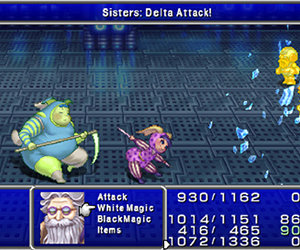 Final Fantasy IV: The Complete Collection Chat