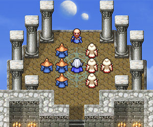 Final Fantasy IV: The Complete Collection Screenshots
