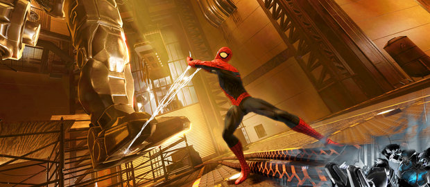 Spider-Man: Edge of Time News