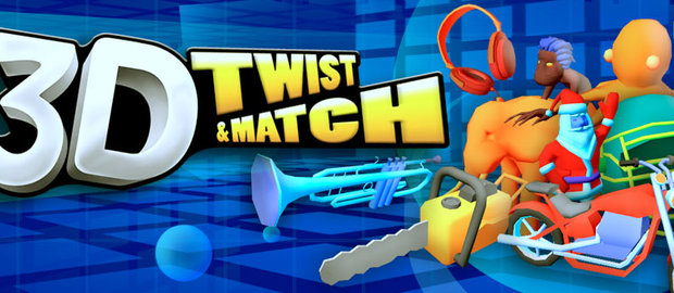 3D Twist & Match News