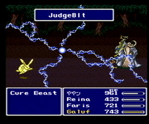 Final Fantasy V Screenshots
