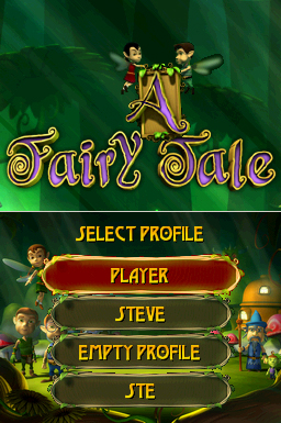 A Fairy Tale Screenshots