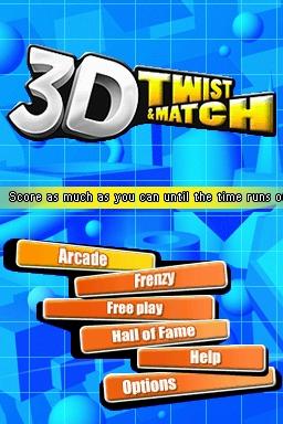 3D Twist & Match Screenshots