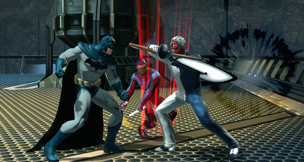 DC Universe Online Two-Face update