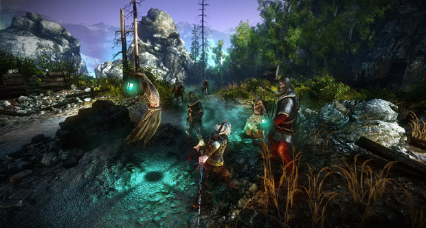 The Witcher 2: Assassins of Kings screenshots April 5