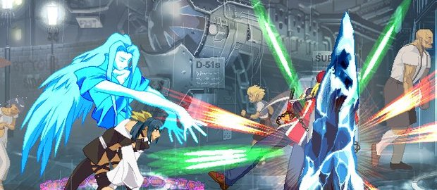 Guilty Gear X2 #Reload News