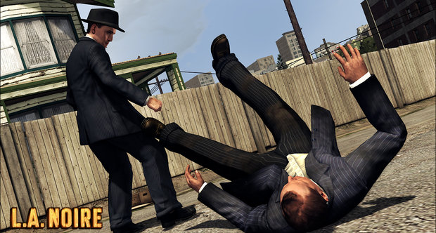L.A. Noire achievement screenshots