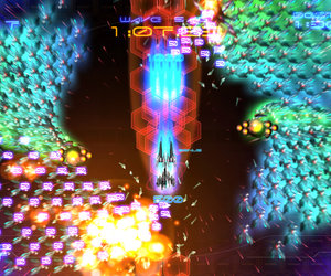 Galaga Legions DX Screenshots