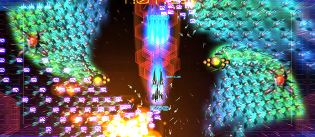 Galaga Legions DX News