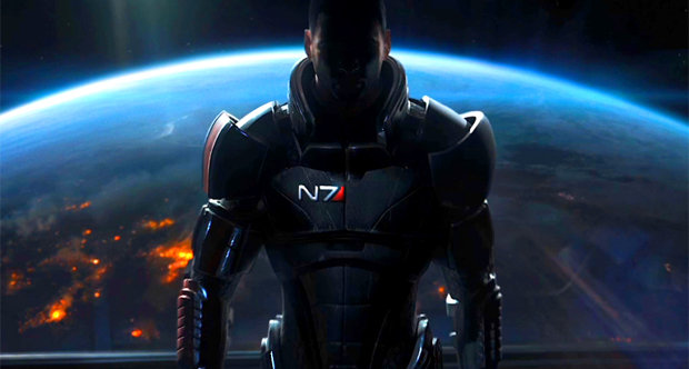 Mass Effect 3 trailer screenshot