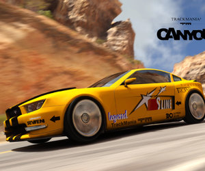 TrackMania2 Canyon Files