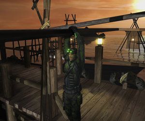 Tom Clancy's Splinter Cell Classic Trilogy HD Screenshots