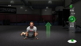 UFC Personal Trainer Screenshot from Shacknews