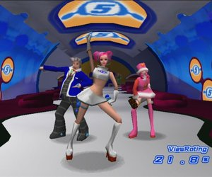 Space Channel 5: Part 2 Chat