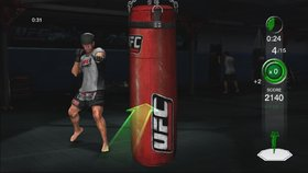 UFC Trainer Screenshot from Shacknews