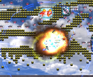 Bangai-O HD: Missile Fury Files