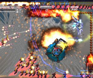 Bangai-O HD: Missile Fury Screenshots