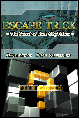 Escape Trick: The Secret of Rock City Prison Screenshots