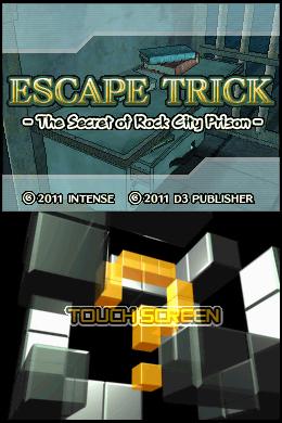 Escape Trick: The Secret of Rock City Prison Chat