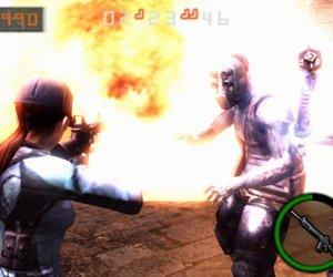 Resident Evil: The Mercenaries 3D Screenshots